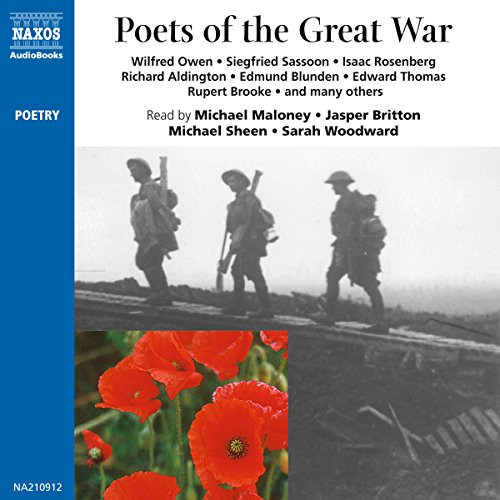 Poets of the Great War  Audiolibri