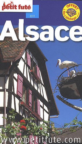 Petit Futé Alsace par Dominique Auzias, Jean-Paul Labourdette
