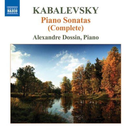 Kabalevsky : Sonates pour piano (Intégrale)