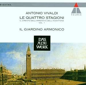 Vivaldi- Four Seasons