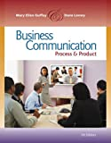 Business Communication: Process and Product (with Meguffey.com Printed Access Card) (Available Titles Aplia)