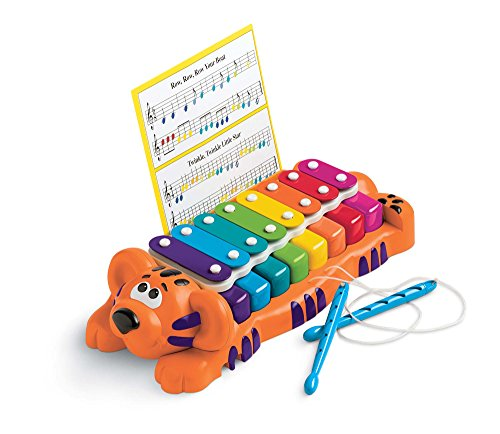 little tikes 629877M - 2-in-1 Tiger Xylophon und Piano