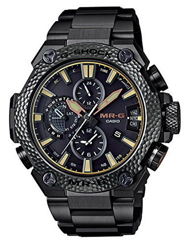 Casio G-Shock MR-G MRGG2000HB-1A Mens Titanium Sapphire Crystal Tough Solar