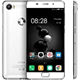 Dami D6 4G Water Resistant 5.0 Inch 3GB RAM 32GB ROM Octa Core 1.5 GHz With 16MPix /8Mpix Camera With Jio Sim Support Smartphone In White