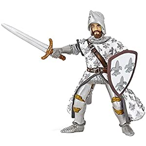 Papo - 39791 - Figurine - Prince Philippe - Blanc
