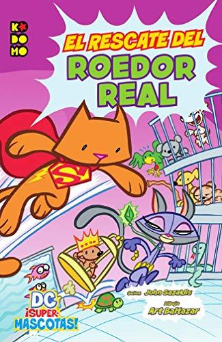 DC ¡Supermascotas!: Rescate del roedor real