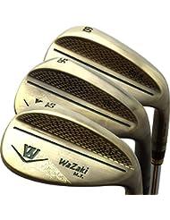 2c59e8584d246 Japan Wazaki Copper Finish M Pro Forged Soft Iron USGA R A rules of Golf  Club Wedge