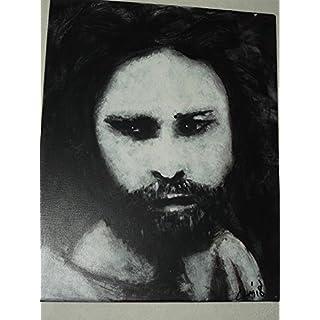 ARTRAX die Türen, Jim Morrison, Leinwand Malerei, bereit zu hängen, 20x 16Ins, handbemalt