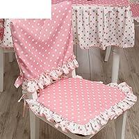 cuscini/ cuscino/ Custodia posteriore/ tie-back cuscino sedia da pranzo/Copertine per