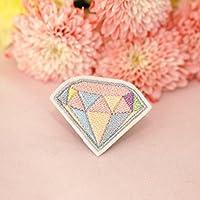Diamant Patch von mimosch - Aufnäher