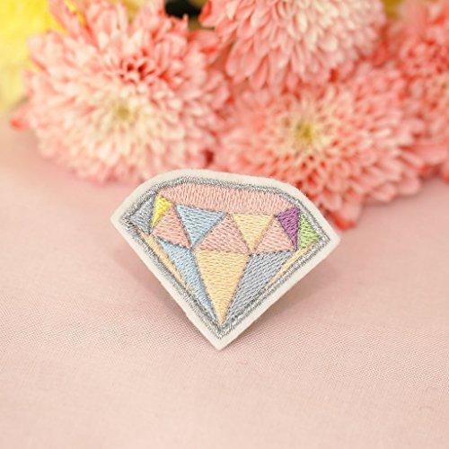 Diamant Patch von mimosch - Aufnäher (Geometrische Patches)