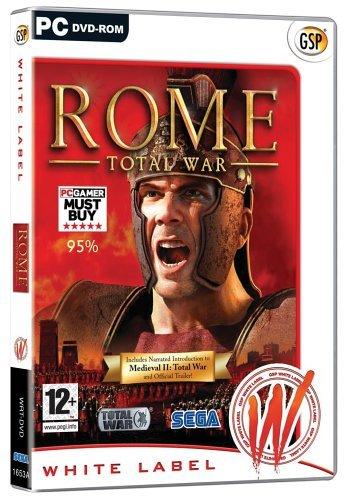 Rome: Total War - White Label (Pc Dvd) [Importación Inglesa]