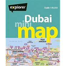 Dubai mini map