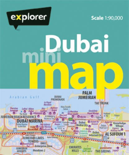 Dubai Mini Map por Collectif