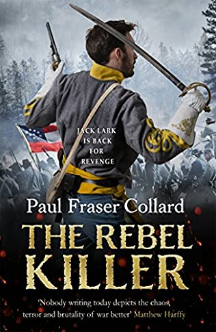 book cover of The Rebel Killer