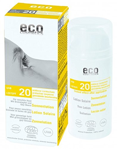 eco cosmetics Sonnenlotion LSF20 100ml