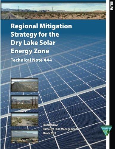 Regional Mitigation Strategy for the Dry Lake Solar Energy Zone por Bureau of Land Management