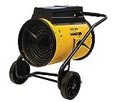 MASTER Elektroheizgerät Heizlüfter Lufterhitzer RS 30 15 / 30 kW ***NEU***