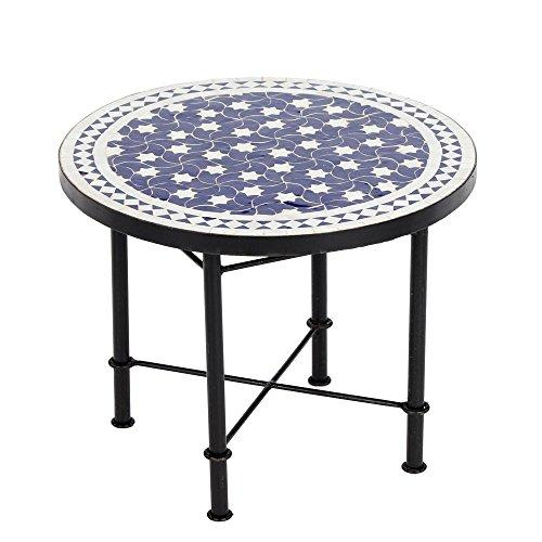 albena Marokko Galerie Marokkanischer Mosaiktisch Maar 60cm COUCHTISCH Gartentisch Beistelltisch