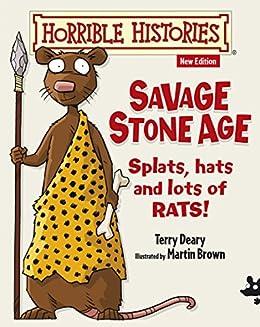 Horrible Histories: Savage Stone Age por Terry Deary epub