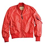 Alpha Industries Jacke MA 1 TT, Farbe:spicy red;Größe:S