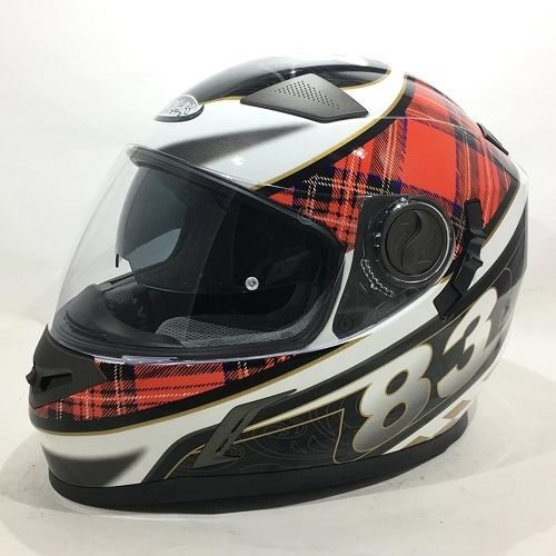 Casco del motociclo VIPER RS-V9 Casco Moto Scooter Touring, Casco integrale moto Corsa, approvato dalla ACU