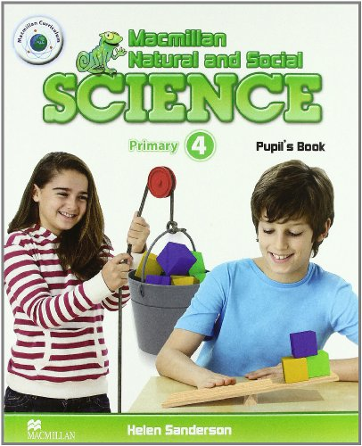 MNS SCIENCE 4 Pb (Macmillan Natural and Social Science) - 9780230720237
