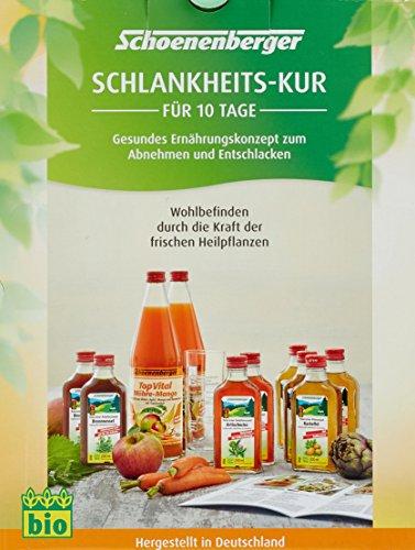 """Schoenenberger Schlankheits-Kur""""Die Fruchtige"""" (1 x 3.1 l)"""