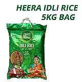 Heera Idli Rice   Specialist Idli Rice   Easy to Cook   Make Delicious Idli Cakes   Healthy Eating   5 kg Bag