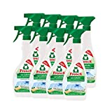 8x Frosch wie Gallseife Fleck-Entferner und Vorwasch Spray 500 ml Sprühflasche