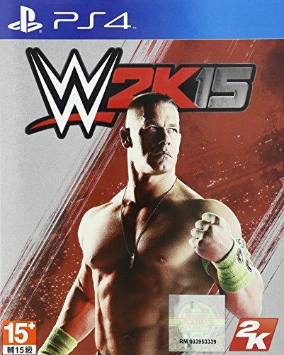 WWE 2K15(輸入版:アジア) - Spiel 2k15 Wwe