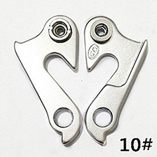 Fygrend Deolo - Universal MTB Rennrad Fahrrad-Endst¨¹ck-Haken Mountainbike Alloy Schaltauge f¨¹r alle Fahrradrahmen CCH015 [10]