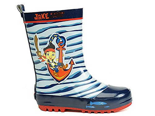 Jake The Pirate Regenstiefel, Gummistiefel (23)