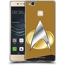 Ufficiale Star Trek Operazioni Uniformi E Stemmi TNG Cover Morbida In Gel Per Huawei P9 Lite / G9 Lite