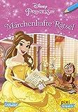 Pixi kreativ 114: Disney Prinzessin - Märchenhafte Rätsel