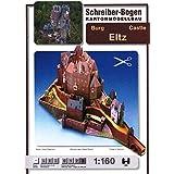 """aue-verlag 78x 36x 35cm Kit de modelo """"Castillo de Eltz Alemania"""