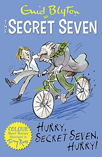 Secret Seven Colour Short Stories: Hurry, Secret Seven, Hurry!: Book 5 (Secret Seven Short Stories)