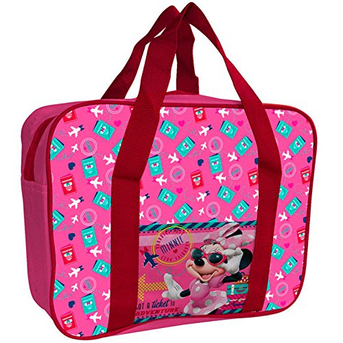 Borsa termica minnie disney ticket to adventure