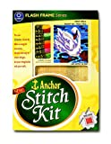 Anchor Stitch Kit - Swan Spell