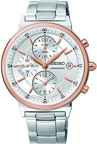 Seiko Reloj de cuarzo Unisex SNDW48P1 37.0 mm