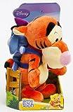 Joy Toy Winnie the Pooh 25 cm- Tigro con Iaah come zaino