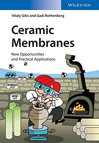 Ceramic Membranes: New Opportunities and Practical Applications (English Edition)