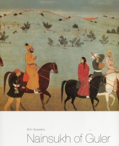 Nainsukh of Guler: A Great Indian Painter from a Small Hill-State by Goswamy, B.N., Fischer, Eberhard (2012) Hardcover