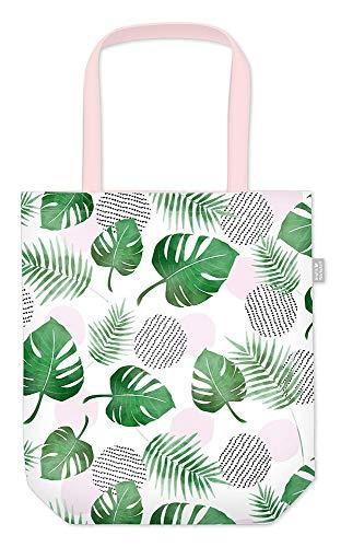 Grafik Werkstatt Einkaufstasche Damen mit lustigem Spruch | Shopping-Bag faltbar | leichte Tasche |...