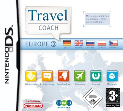 Travel COACH - Europe 3