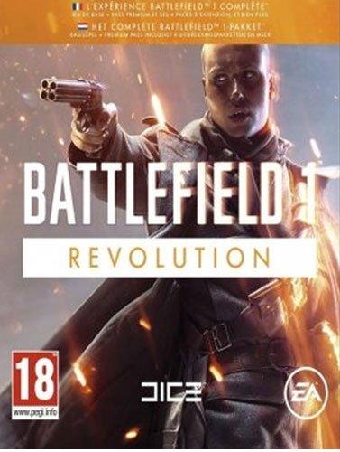 BF 1 PC Revolution Edition AT Battlefield 1