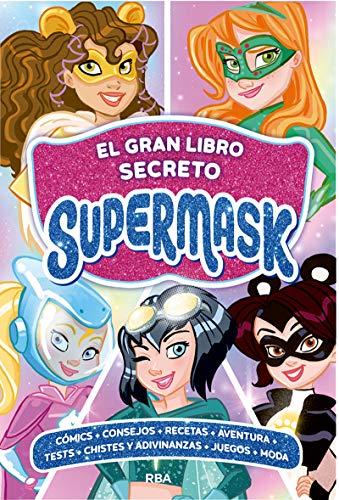 El gran libro secreto de Supermask (PEQUES)