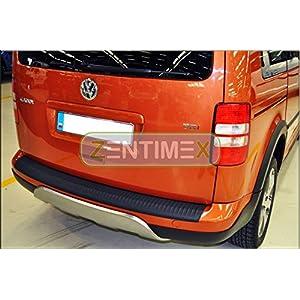 Interiormate Z967006 Ladekantenschutz fahrzeugspezifisch Kunststoff schwarz 3D-Oberfläche