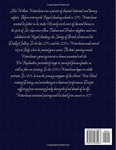 John W. Waterhouse: 100 Master Drawings