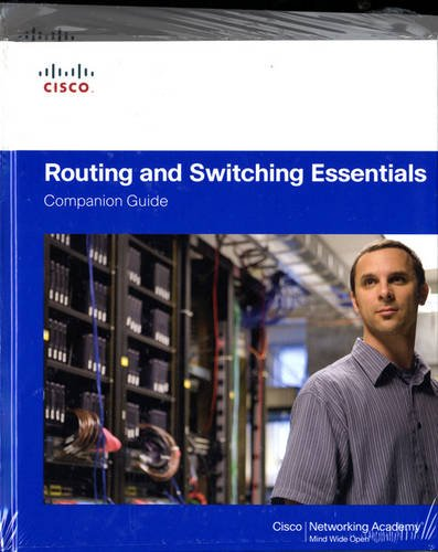 Routing and Switching Essentials Companion Guide and Lab ValuePack por Cisco Networking Academy